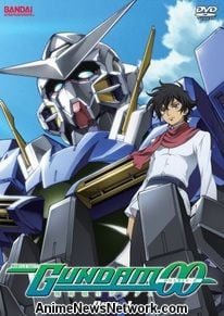 Gundam 00 DVD Season 1 Part 1