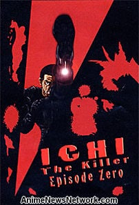 Ichi The Killer: Episode 0 DVD